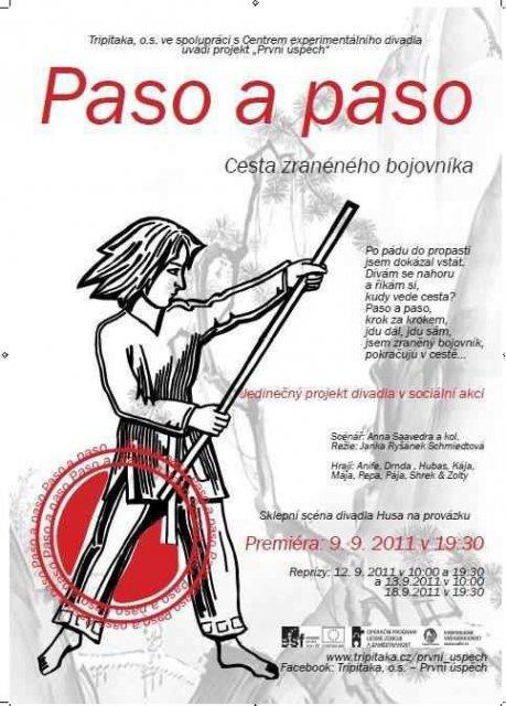 Paso a paso - cesta zraněného bojovníka
