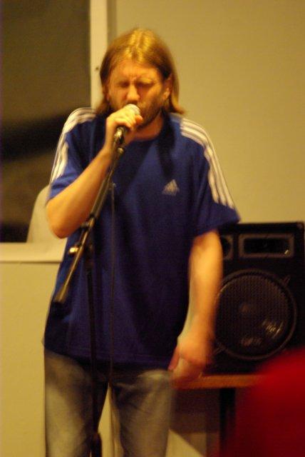 Slavný zpěvák 5