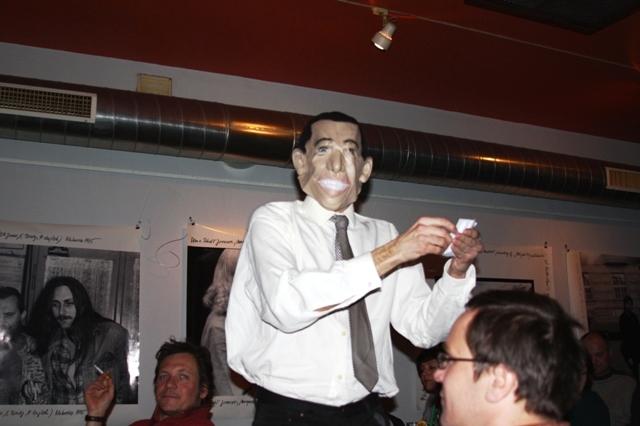 Obama alias Fantomas