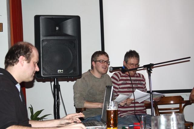 Zdeněk, David a Žemlička